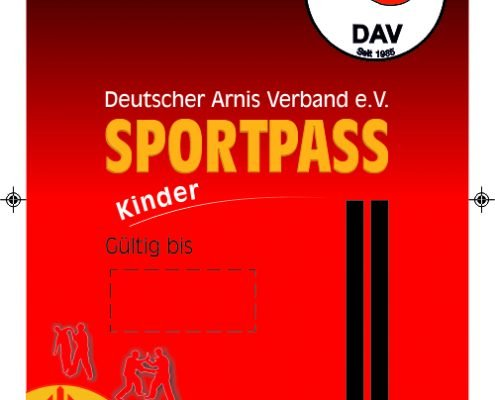 Deutscher Arnis Verband-_Sportpass-Jugend