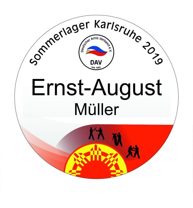 Sommerlager 2019 Button