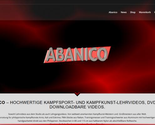 Webshop Abanico