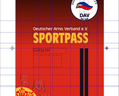 Deutscher Arnis Verband Sportpass
