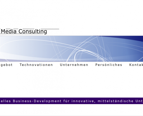 Andre Peters - Media Consulting Webseite