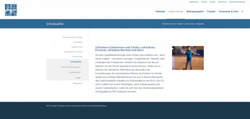 Webseite BS15