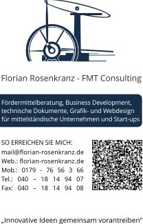 Florian-Rosenkranz-Visitenkarte
