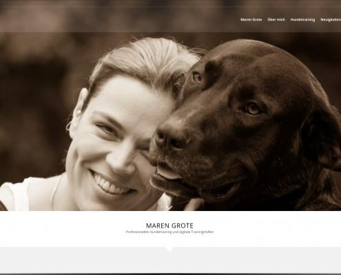 Maren Grote - Webshop